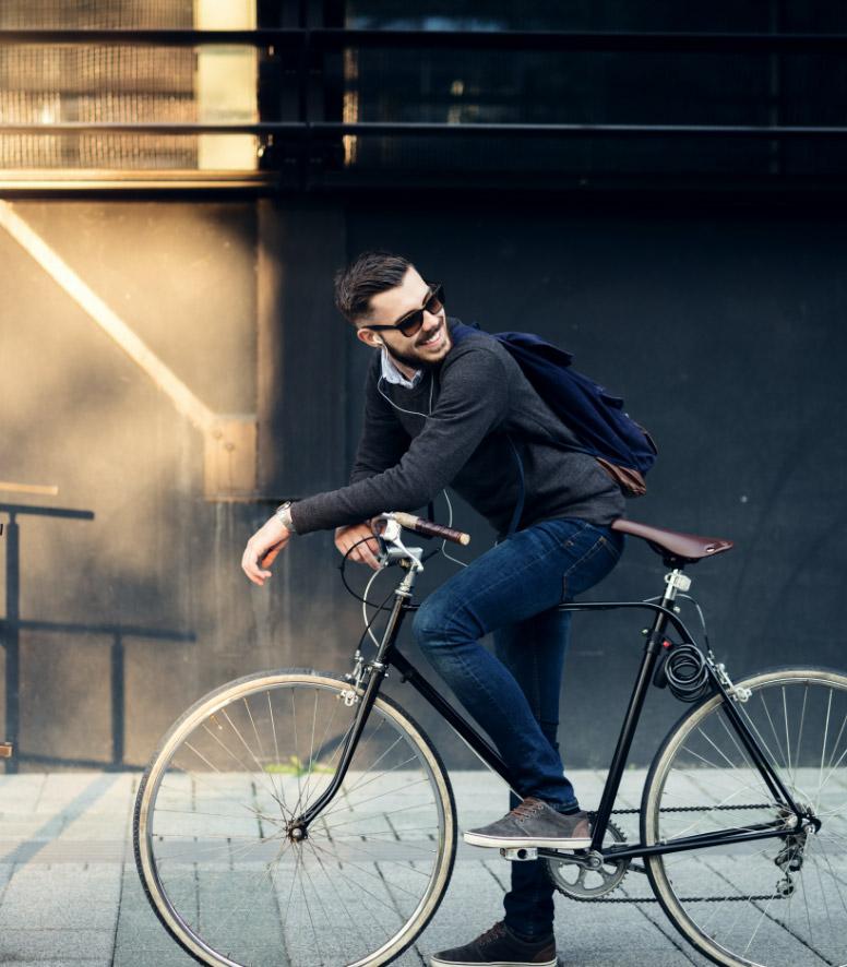 bike friendly neighborhoods